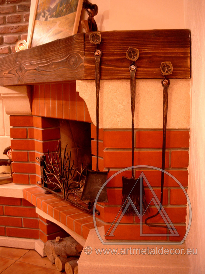 Hand forged grates lattices price Europe :: Artmetaldecor eu